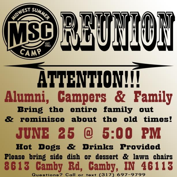 MSC Reunion 2016