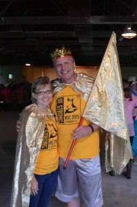 Team Gold -- Eddie & Deana Paden
