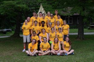 Gold Team, led by Eddie & Deana Paden
