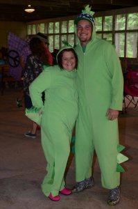 Team Green - David & Jessica McGaughey