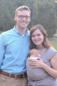 Grant, Meagan & Piper Smith