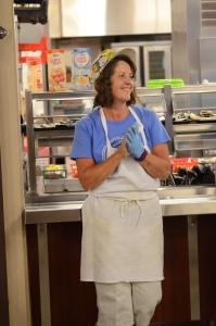 MSC Sr. Week Kitchen Director Belinda Loughmiller