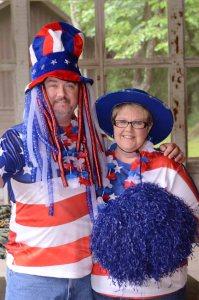 Team Navy - Craig & Ronna Howell