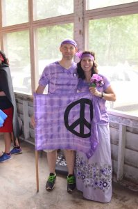 Team Purple - Corey & Meagan Willis