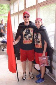 Team Red - David & Katie Mathis