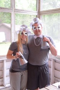 Team Silver - Ethan & Jessica Wildman